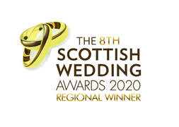 Galloway Flowers Regional Winners Scottish Wedding Awards 2020